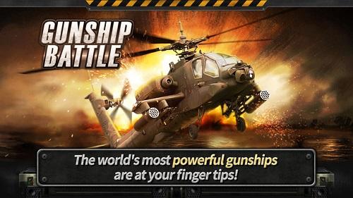Descargar GUNSHIP BATTLE: Helicopter 3D para iOS