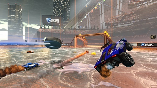 Rocket League para Android