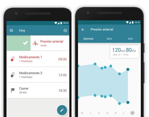 MyTherapy Alarma de Medicaciónpara Celular