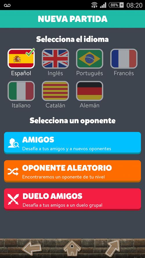 Preguntados para Android