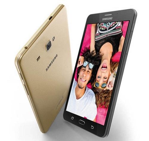 Imagen promocional del Galaxy J Max