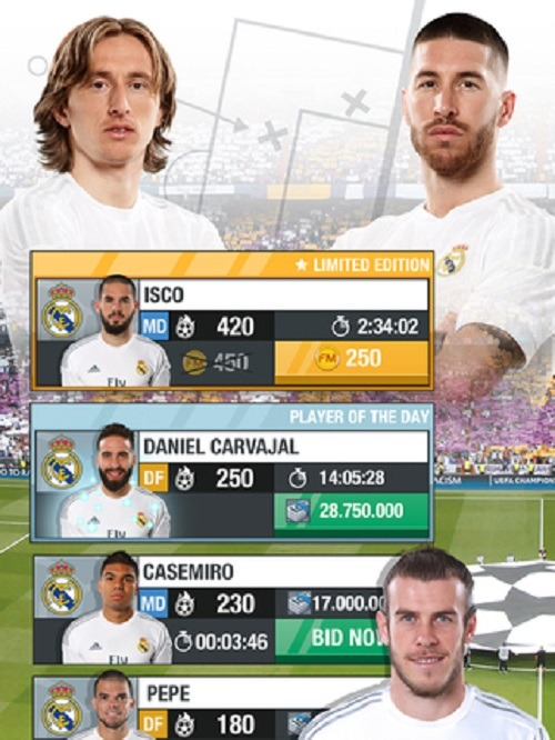 Fantasy Manager Football 2015 para celular