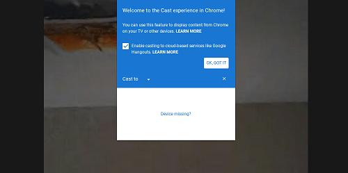 La función estará disponible dede Chrome 51