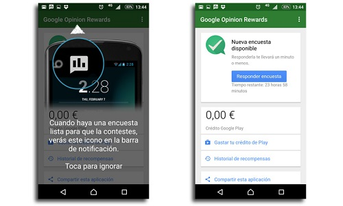 Descargar Google Opinion Rewards