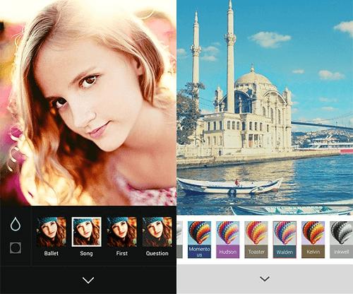 Añadir filtros