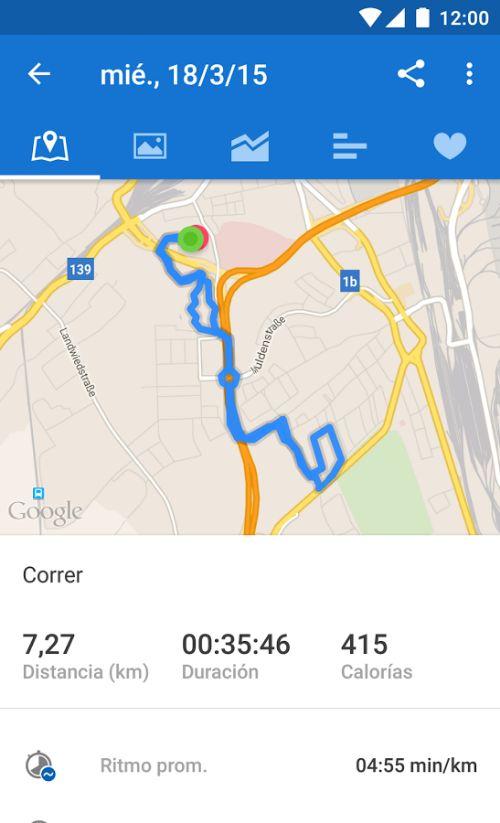Activa el GPS