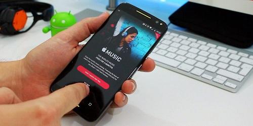 Apple Music 1.0 Beta para Android