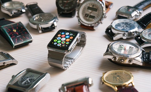 Apple Watch 2 entre otros relojes