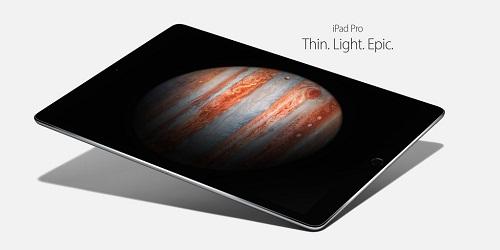 Apple hace disponible el iPad Pro de manera oficial en su tienda de productos restaurados