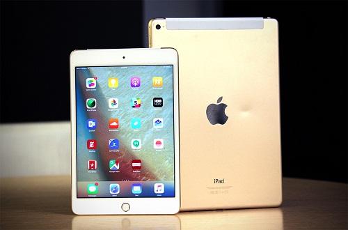 Apple presentará 3 iPad para este año y durante el 2018 utilizará pantallas AMOLED