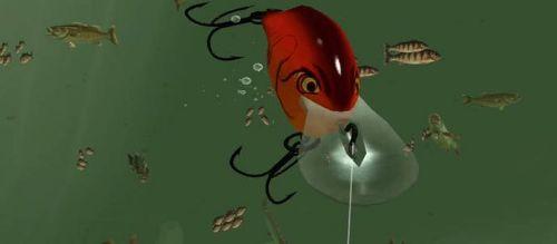 Atrapa el pez más grande
