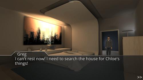 Busca pistas para encontrar a Chloe