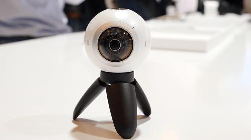 Cámara del Samsung Gear 360 disponible el 19 de agosto por $350