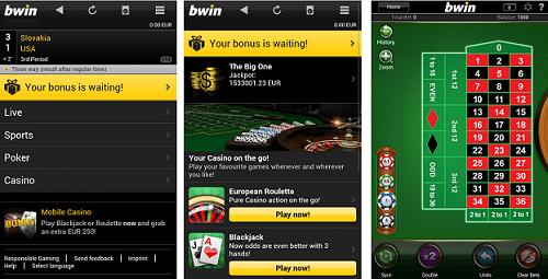 Casino móvil