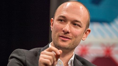 Co fundador y CEO de Lyft Logan Green