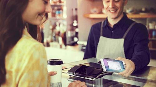 Compras con Samsung Pay