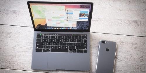 Concepto de las nuevas MacBook Pro
