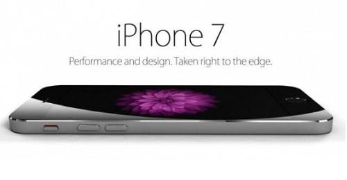 Concepto del iPhone 7