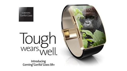 Corning Gorilla Glass SR+ el nuevo protector de tus smartwatch ha llegado