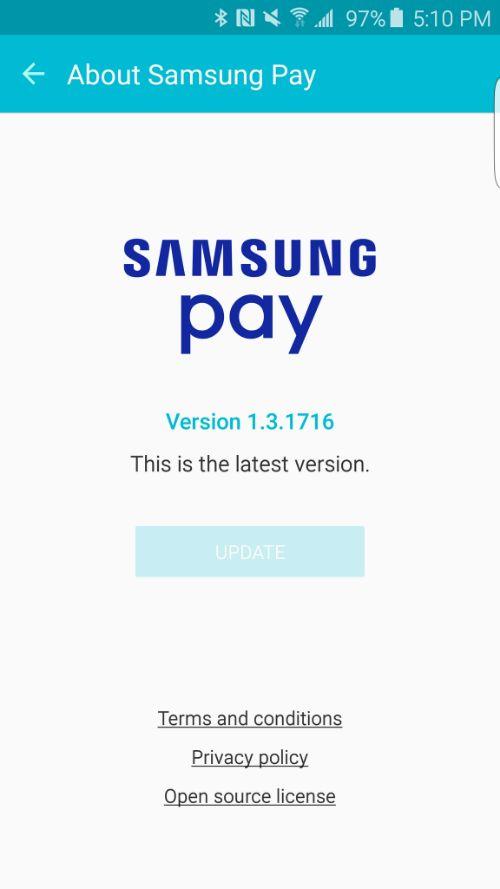 Descarga Samsung Pay