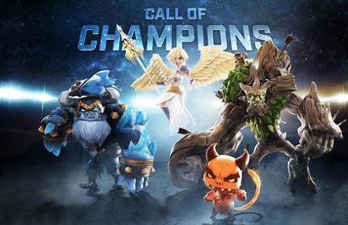 Descargar Call of Champions para Android