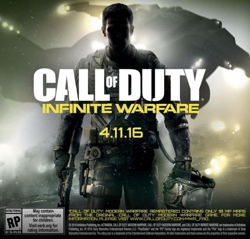 Descargar Call of Duty 4 Infinity Warfare para Android