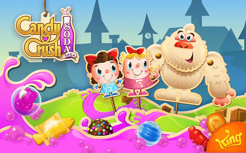 Descargar Candy Crush Soda Saga para Android