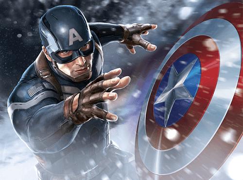 Descargar Capitán América para iOS