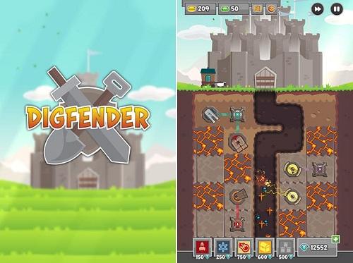 Descargar Digfender para Android