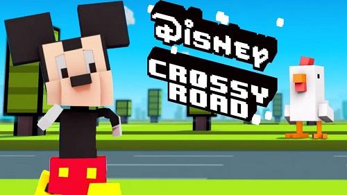 Descargar Disney Crossy Road para Android