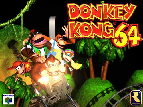 Descargar Donkey Kong Nintendo 64