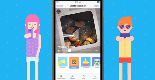 Descargar Facebook Slideshow para Android