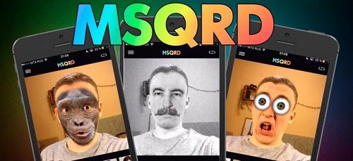 Descargar Filtros MSQRD para Android