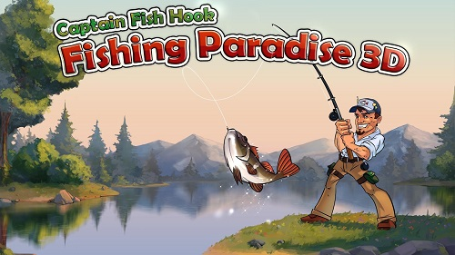 Descargar Fishing Paradise 3D para Huawei