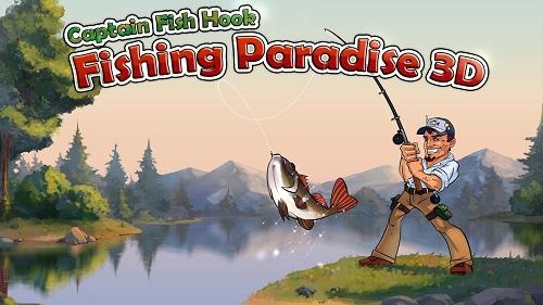 Descargar Fishing Paradise 3D para Huawei