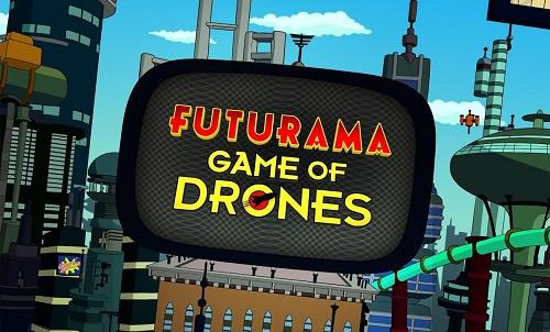Descargar Futurama Game of Drones para Android