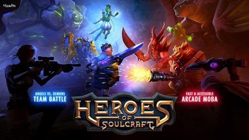 Descargar Heroes of SoulCraft para iOS