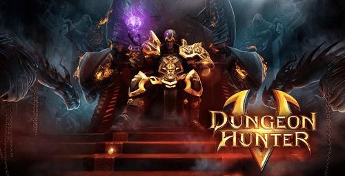 Dungeon Hunter V