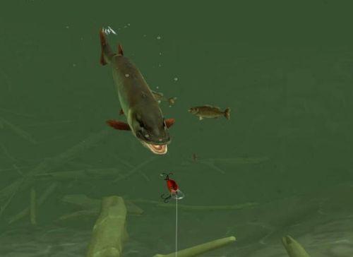 El mejor simulador de pesca