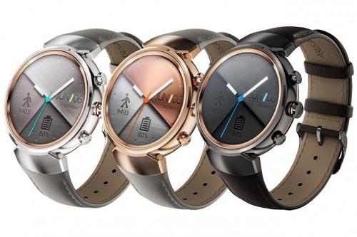El nuevo Asus Zenwatch 3 hace su triunfal llegada de forma redonda