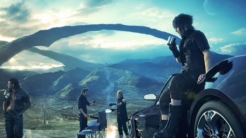 El season pass de Final Fantasy XV incluye seis paquetes DLC