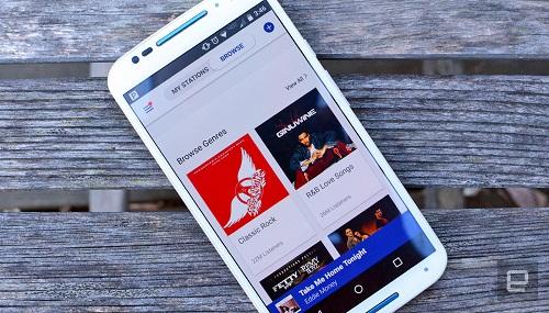 El servicio de streaming musical de Pandora está a la vuelta de la esquina