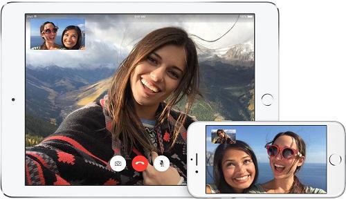 FaceTime fue creada por Apple