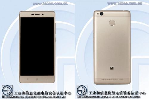 Filtraciones del Xiaomi Redmi 4