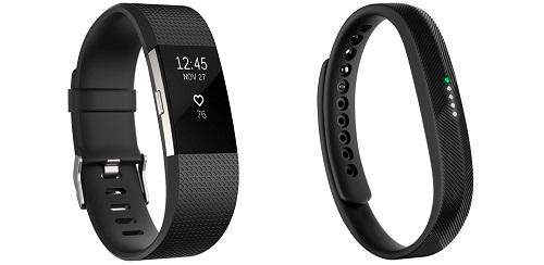 Fitbit anuncia pre-venta del Flex 2 a prueba de agua y el Charge 2 con monitor de frecuencia cardíaca