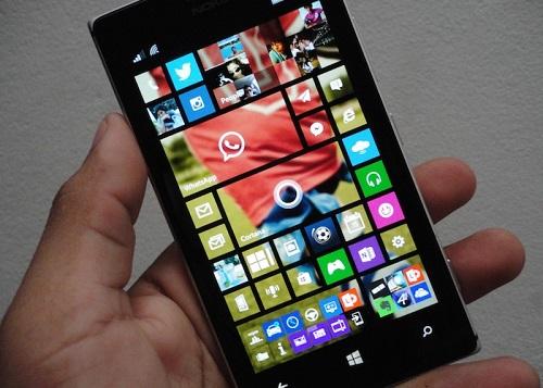 Fondos diferentes en Windows Phone