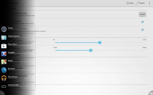 Descargar Fullscreen para Android