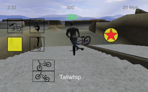 bmx-freestyle-en-android