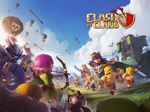 Clash of Clans para Tablet