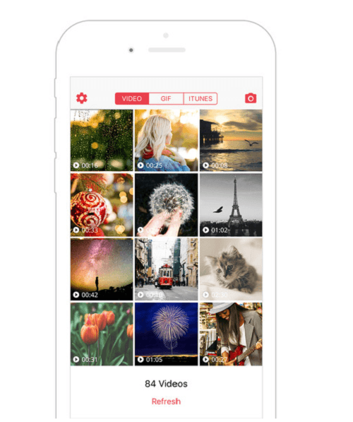 Convierte Gifs y videos en Live Photos